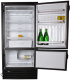 Nova Kool RFU8220 RV Refrigerator (Front View,Food Stuffs)-Campervan HQ