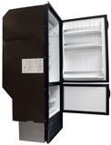 Nova Kool RFU8220 RV Refrigerator (Side View, Door Open) -Campervan HQ