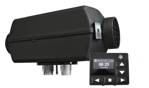 Planar 44D  Air Heater (Diesel, 13,600 BTU)Planar 44D-12 / -24 – Diesel Air Heater - Campervan HQ