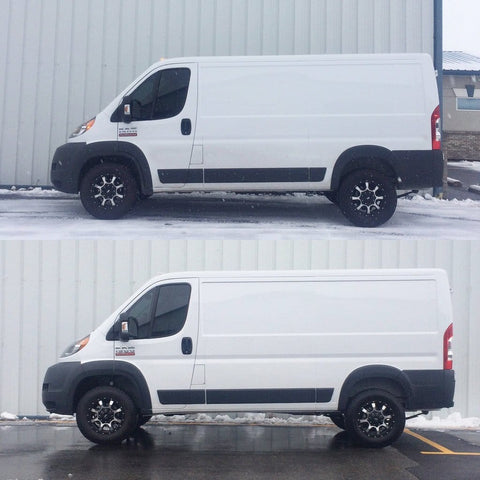 Ram Promaster (2013+) Front Lift Kit 1'5 - Campervan HQ