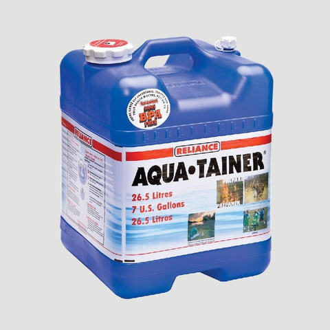 Reliance Water Container (Aqua-Tainer, 7 Gallons) - Campervan HQ