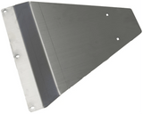 Mercedes Sprinter 2500/3500 Van (1996-2006) Transmission Skid Plate Side View - Campervan HQ