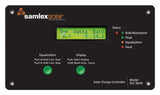 SCC-30AB Charge Controller in Samlex 100W RV Solar Kit - Campervan HQ