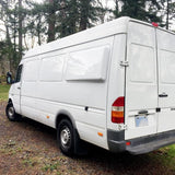 2002-2006 Mercedes Sprinter Campervan Body Flares - Campervan HQ