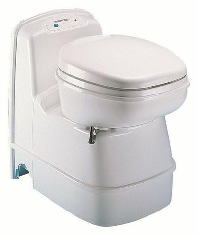 Thetford C200CS RV Cassette Toilet with Lid Closed - Campervan HQ - 2