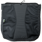 Stuff Bags for Vans, Large (Mesh Front, Black) (Bunker Series), Black Color - Campervan HQ
