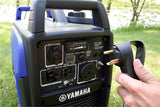 Yamaha EF2200is Portable Generator (Receptacles) - Campervan HQ