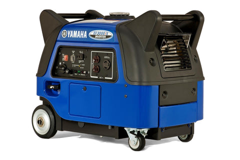 Yamaha EF3000iS Portable Generator for RVs - Campervan HQ