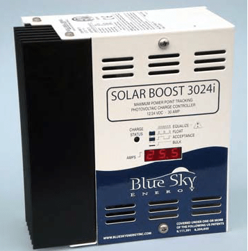 Blue Sky Solar Boost 3024iL Charge Controller - Campervan HQ