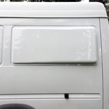 "Mercedes Sprinter 158""WB Campervan Body Flares (Driver Side View) - Campervan HQ"