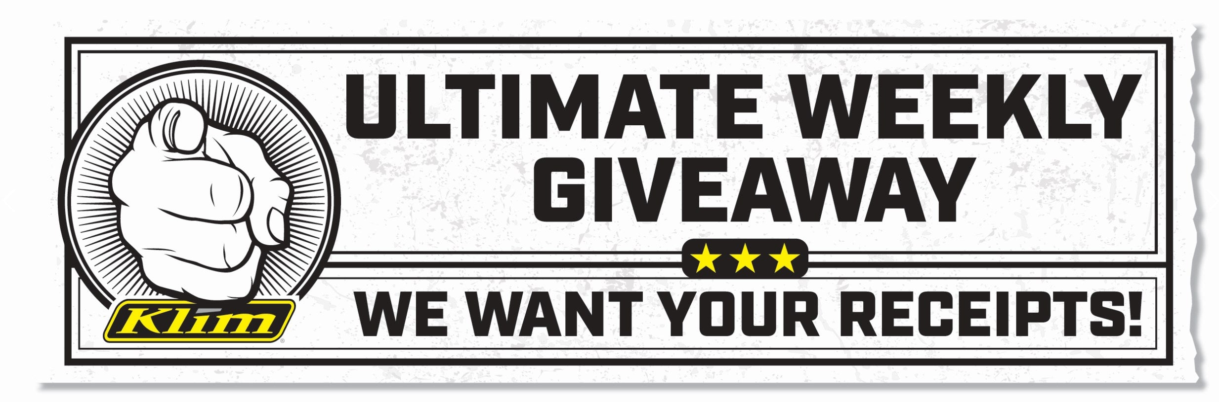 Klim Ultimate Weekly Giveaway