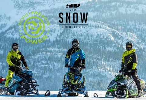 2019 509 snowmobile gear and apparel