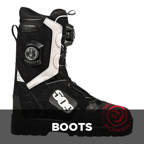 snowmobile boots, 509 snow boots