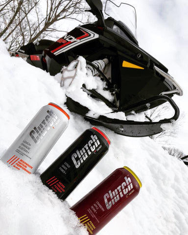 Milwaukee Journal Sentinel Sport Show and Clutch Energy Drink