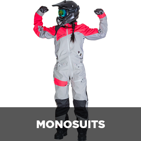 women's monosuits and snowmobile suit, women's one piece snow suit