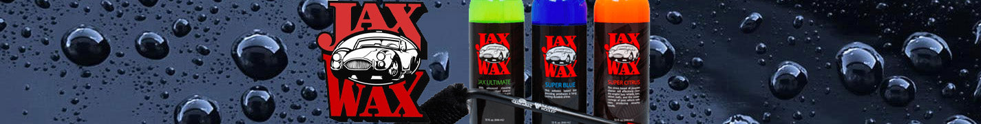 JaxWax Professionally Detailing Products