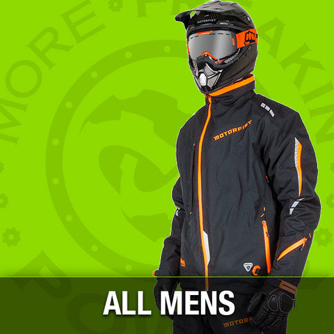 snowmobile apparel, snowmobile gear