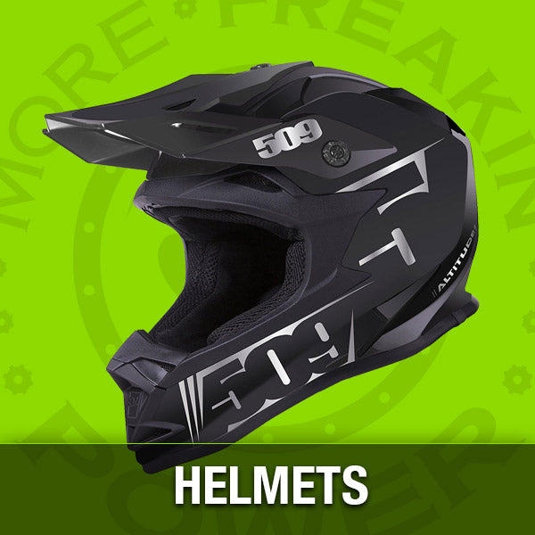 snowmobile helmets and snowmobile gear