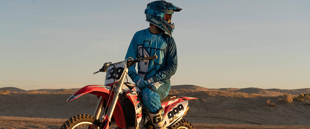 509 off-road gear mx offroad racing jersey boots