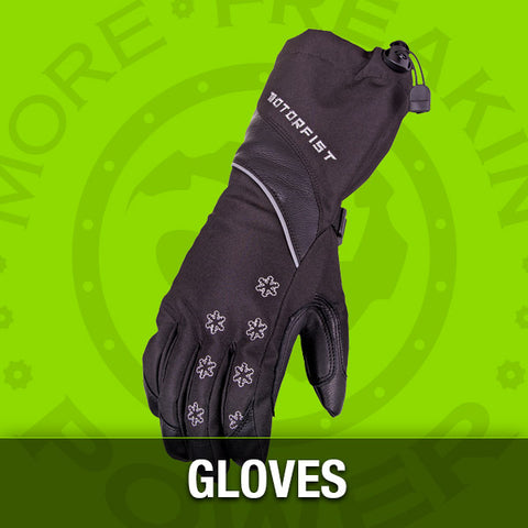 snowmobile apparel and snow mobile gloves