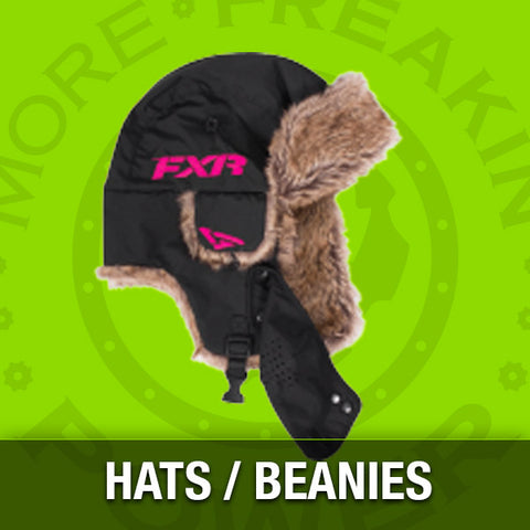 snowmobile gear and snowmobile apparel from FXR