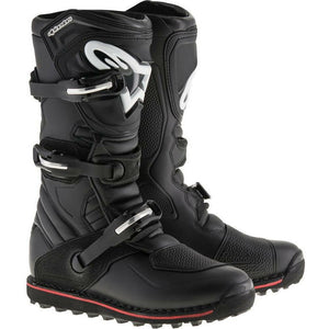 Alpinestars Tech T Boots Footwear ALPINESTARS BLACK/RED 5