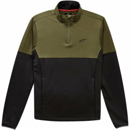 Alpinestars Mission Midlayer Top Alpinestars To Do MILITARY/BLACK 2XL