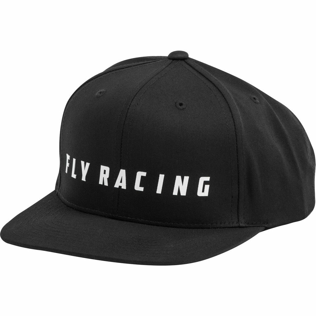 Fly Racing Logo Hat 2020 Fly 2020 BLACK OS