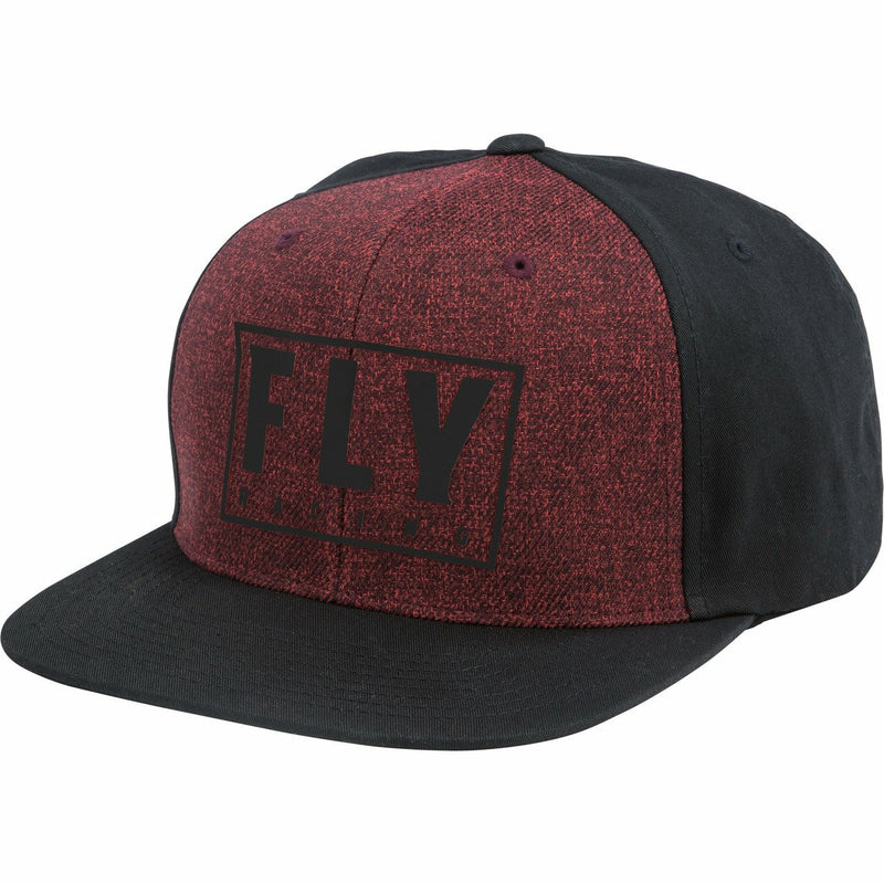 Fly Racing Youth Gasket Hat Fly Racing Off-Road Black/Red YOUTH