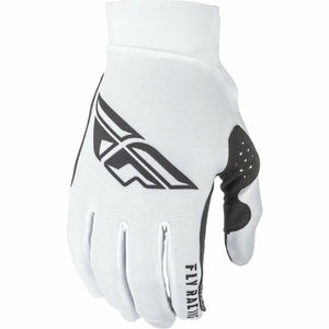 Fly Racing Pro Lite Gloves Fly Racing Off-Road White 7