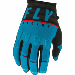 Fly Racing Kinetic K120 Gloves Fly Racing Off-Road Blue/Black/Red 7
