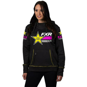 FXR Race Division Tech Women's Pullover Hoodie 2020 Hoodie FXR 2020 Rockstar XS