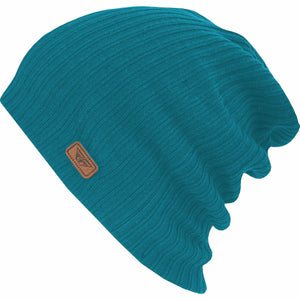 Fly Racing Slouch Beanie Fly Racing Off-Road Blue
