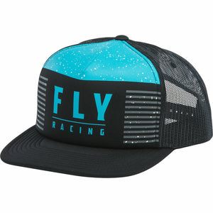Fly Racing Hydrogen Hat 2020 Fly 2020 BLACK/TURQUOISE OS