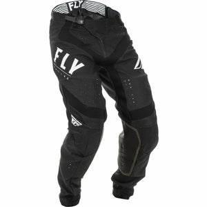 Fly Racing Lite Pants Fly Racing Off-Road Black/White 28