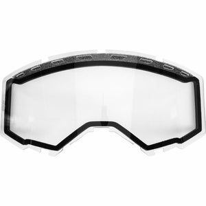 Fly Racing 2019 Zone/Focus Snow Goggle Replacement Vented Lens Accessories Fly Racing CLEAR