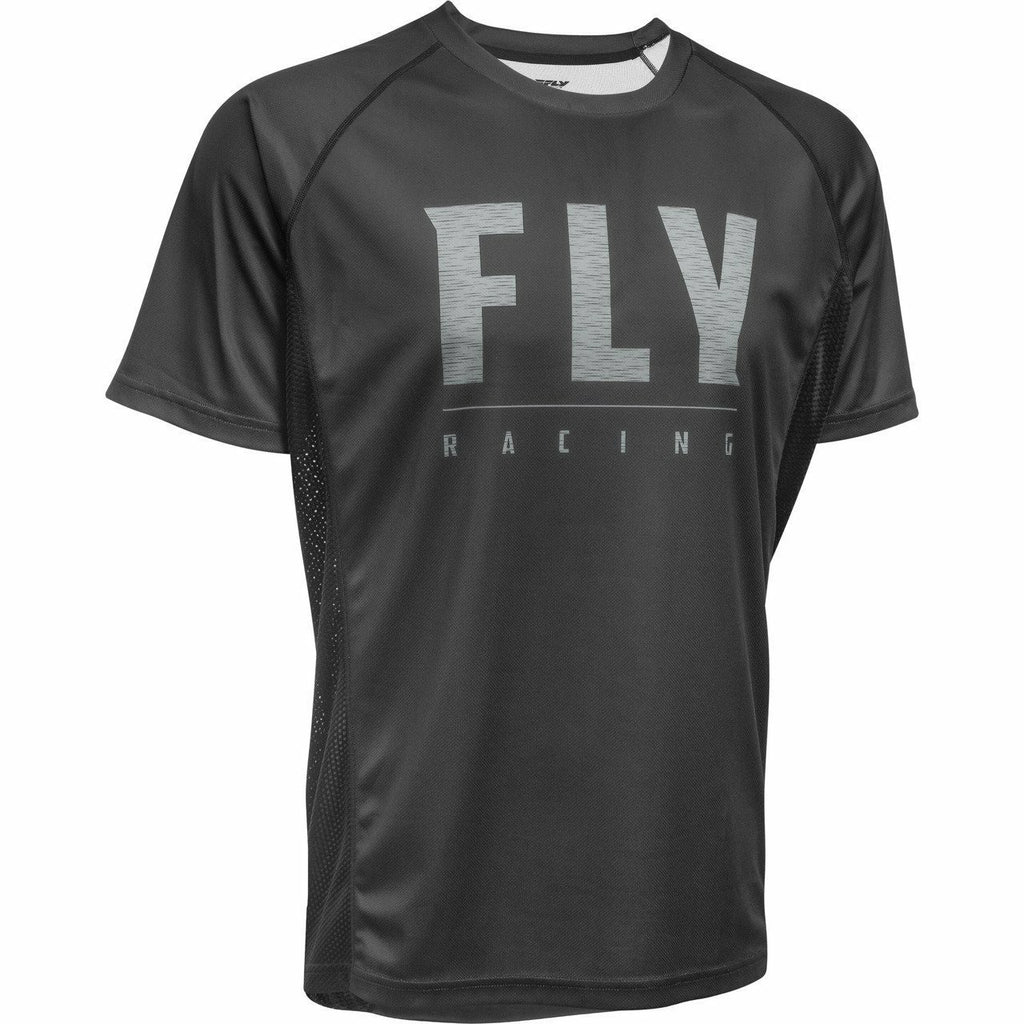Fly Racing Super D Jersey 21 Fly Racing 2021 Black 21 LG