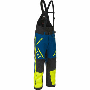 Fly Racing Carbon Bib 21 Fly Racing 2021 Blue/Hi-Vis/Black 21 2X