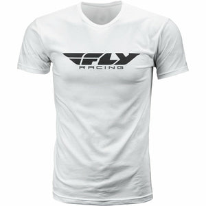 Fly Racing Corporate Tee 2020 Fly 2020 WHITE YM