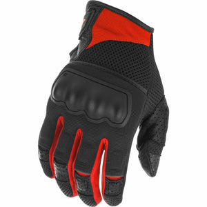 Fly Racing Coolpro Force Gloves 21 Fly Racing 2021 Black/Red 21 2X