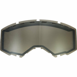 Fly Racing 2019 Zone/Focus Snow Goggle Replacement Vented Lens Accessories Fly Racing SILVER MIRROR/SMOKE