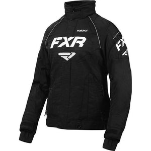 FXR Velocity Women's Jacket 2020 Jacket FXR 2020 Black/White 2