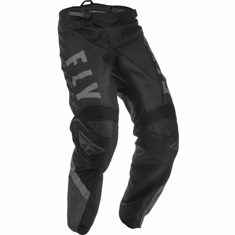 Fly Racing F-16 Pants Fly Racing Off-Road Black/Grey 28