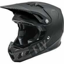 Fly Racing Formula CC Primary Helmet 21 Fly Racing 2021 BLACK/GREY 2X