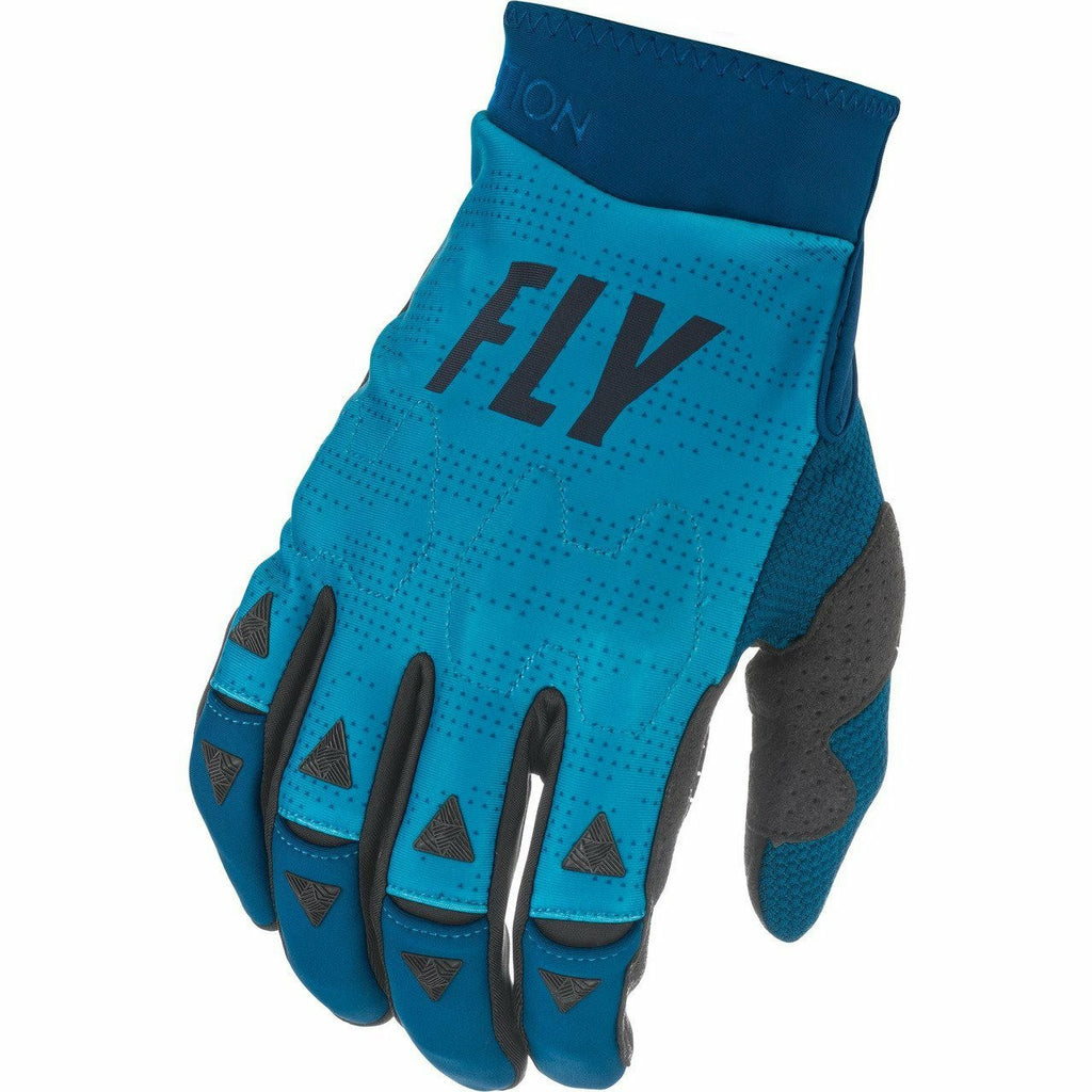 Fly Racing Evolution DST Gloves 21 Gloves Fly Racing BLUE/NAVY 7