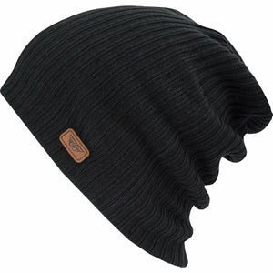 Fly Racing Slouch Beanie Fly Racing Off-Road Black