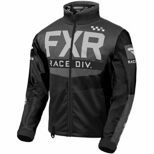 FXR Cold Cross RR Jacket 2020 Jacket FXR Black/Char/Grey S