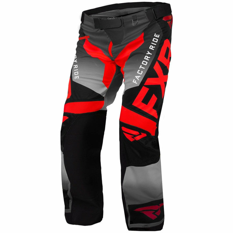 FXR Cold Cross RR Pant 2020 Pants & Bibs FXR Red/Black/Char S