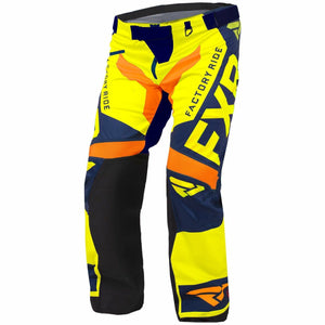 FXR Cold Cross RR Pant 2020 Pants & Bibs FXR Hi Vis/Navy/Orange XXXS