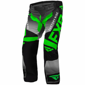 FXR Cold Cross RR Pant 2020 Pants & Bibs FXR Lime/Black/Char XXXS